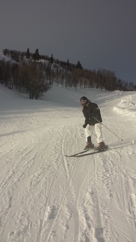 Skitur med Beboere   Fonden Team Golå