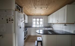Husets køkken | Fonden Team Golå
