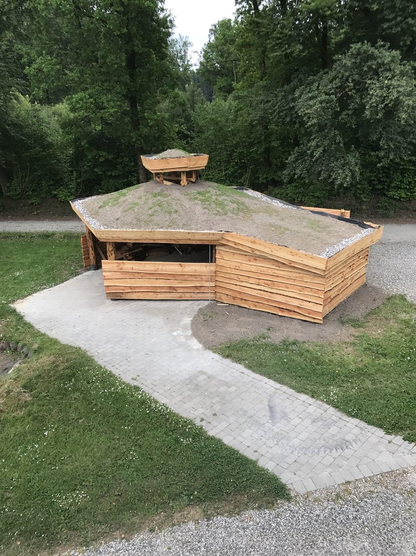 Bålsted og udendørsfaciliteter | Fonden Team Golå