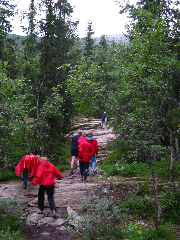 Vandretur i alt slags vejr | Fonden Team Golå
