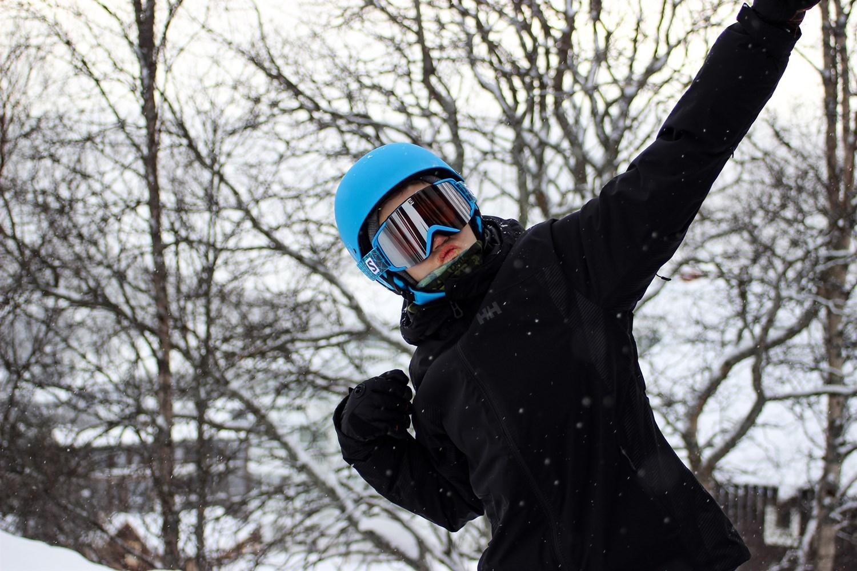 Skitur   Fonden Team Golå